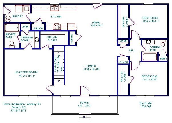 Second Story Addition Floor Plans Second Story Addition