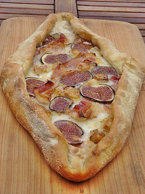 Nem vagyok mesterszakács: Pizza csónakok – kétféle mexikói és fügés-kecskesajtos baconnal