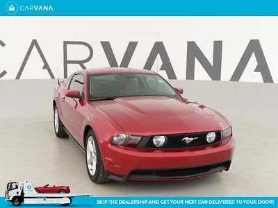 eBay: 2010 Ford Mustang Mustang GT Dk. Red 2010 Mustang with 5627 Miles for sale at Carvana #fordmustang #ford