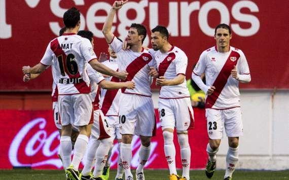 Valladolid vence al Rayo Vallecano