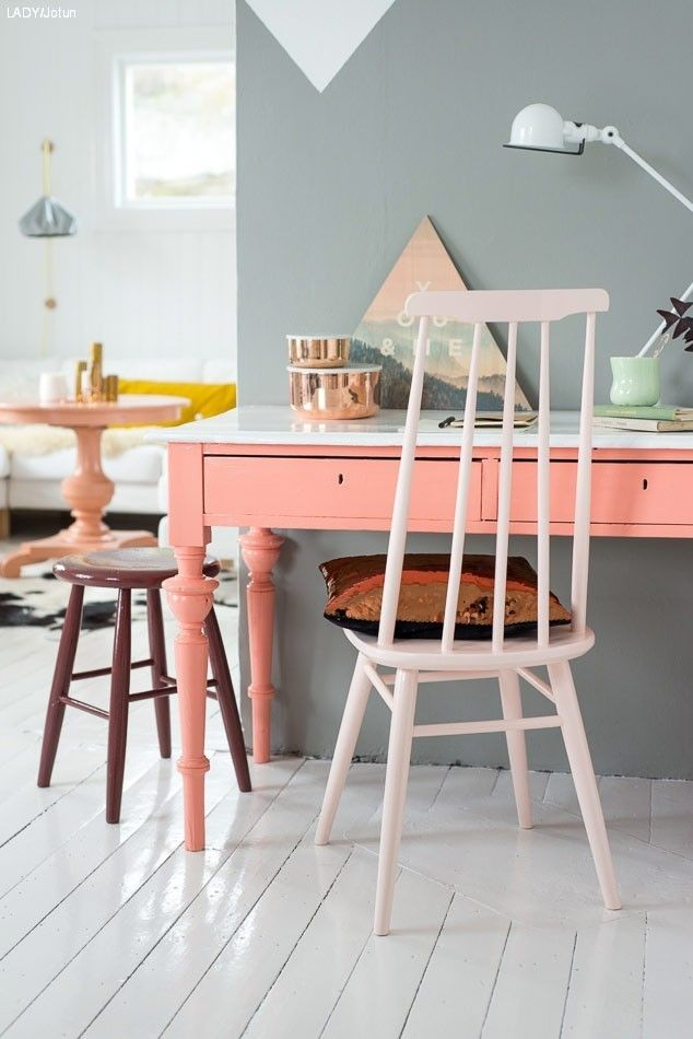 Her får du 5 triks på hvordan du enkelt kan få et fresht hjem i løpet av et par dager. Det er ikke så mye som skal til for å lage en ny fresh look..