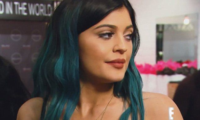 Kylie Jenner, 17, FINALLY admits to lip fillers