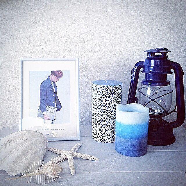 大人気!!ニトリのLEDキャンドルライトで灯す癒やしの空間 | RoomClip mag | 暮らしとインテリアのwebマガジン
