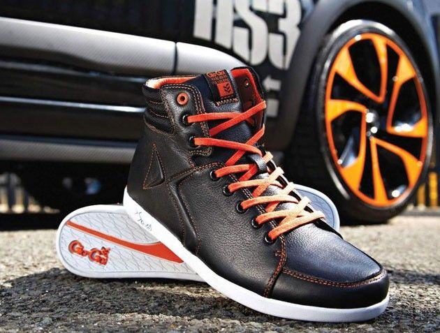 Citroen dropping some sick racing shoes.