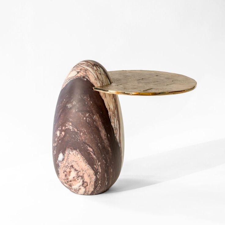 Achille Salvagni Atelier - Cosmedin Side Table