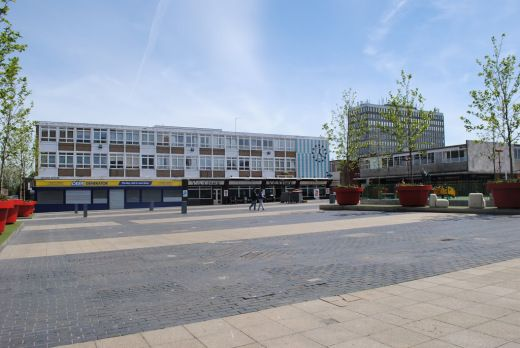 Architecture as art - Harlow New Town | Love London Council Housing