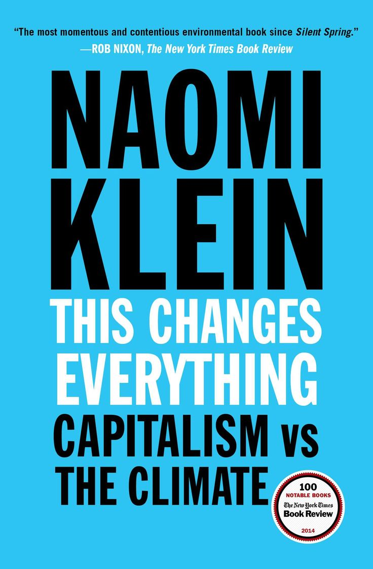 this changes everything capitalism vs the climate pdf Buscar con ...