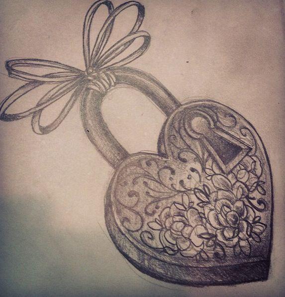 1000 ideas about heart lock tattoo on pinterest lock tattoo key tattoos and tattoos. Black Bedroom Furniture Sets. Home Design Ideas