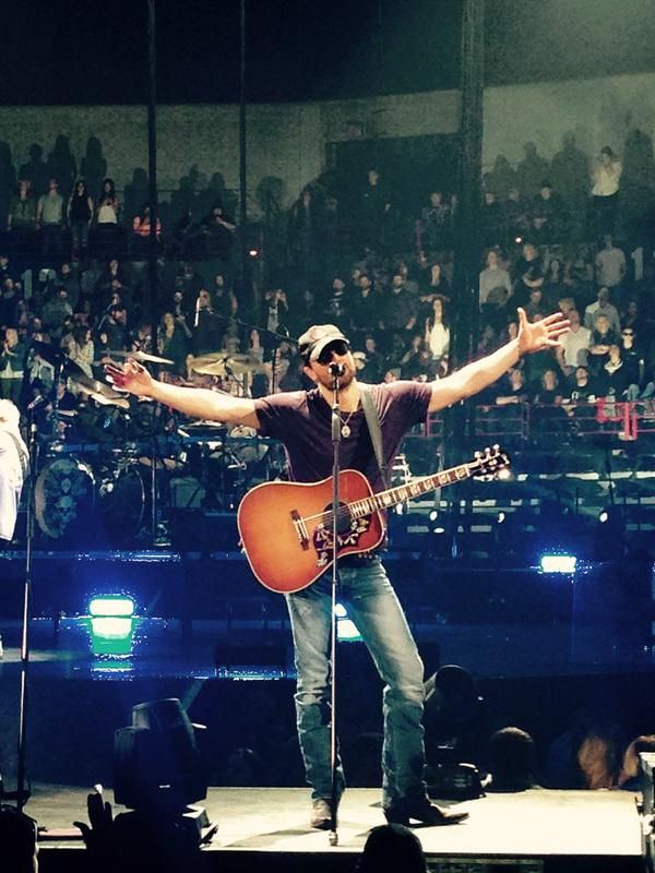 Eric Church: The Outsiders World Tour With Special Guest Halestorm