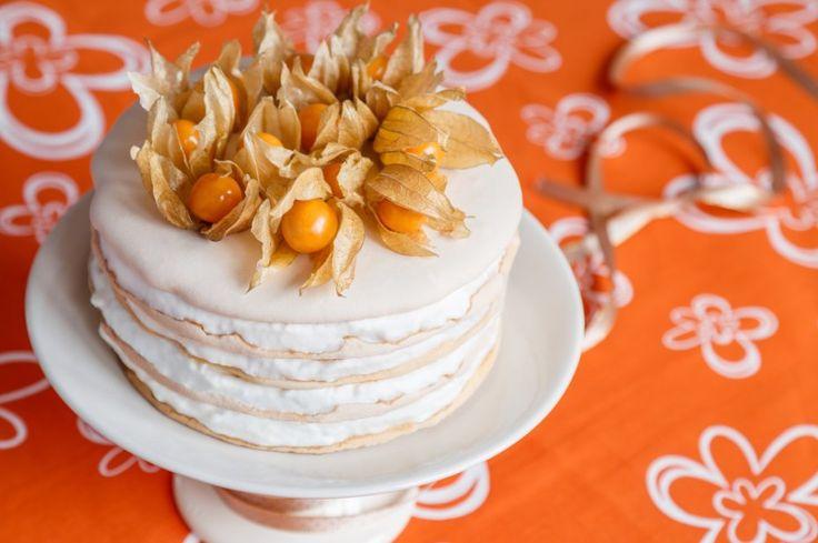 Pokud máte rádi rakvičky, náš dort si zamilujete! Jako většina skvělých věcí, vznikl tak nějak náhodou při testování formy na rakvičky.