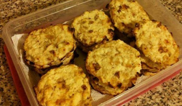 Click here to see the full recipe. Learn how to prepare Protein Biscuits