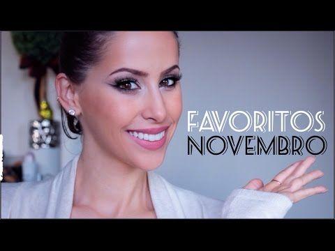Favoritos Novembro | Inês Mocho - YouTube