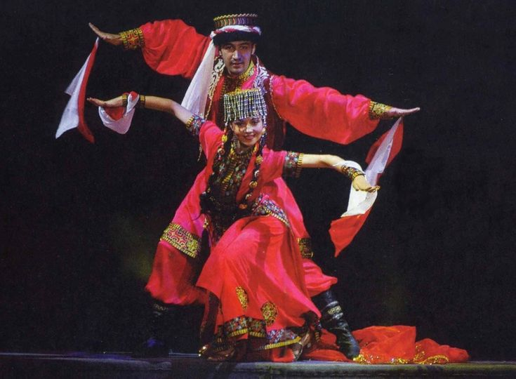 Tajik Dance