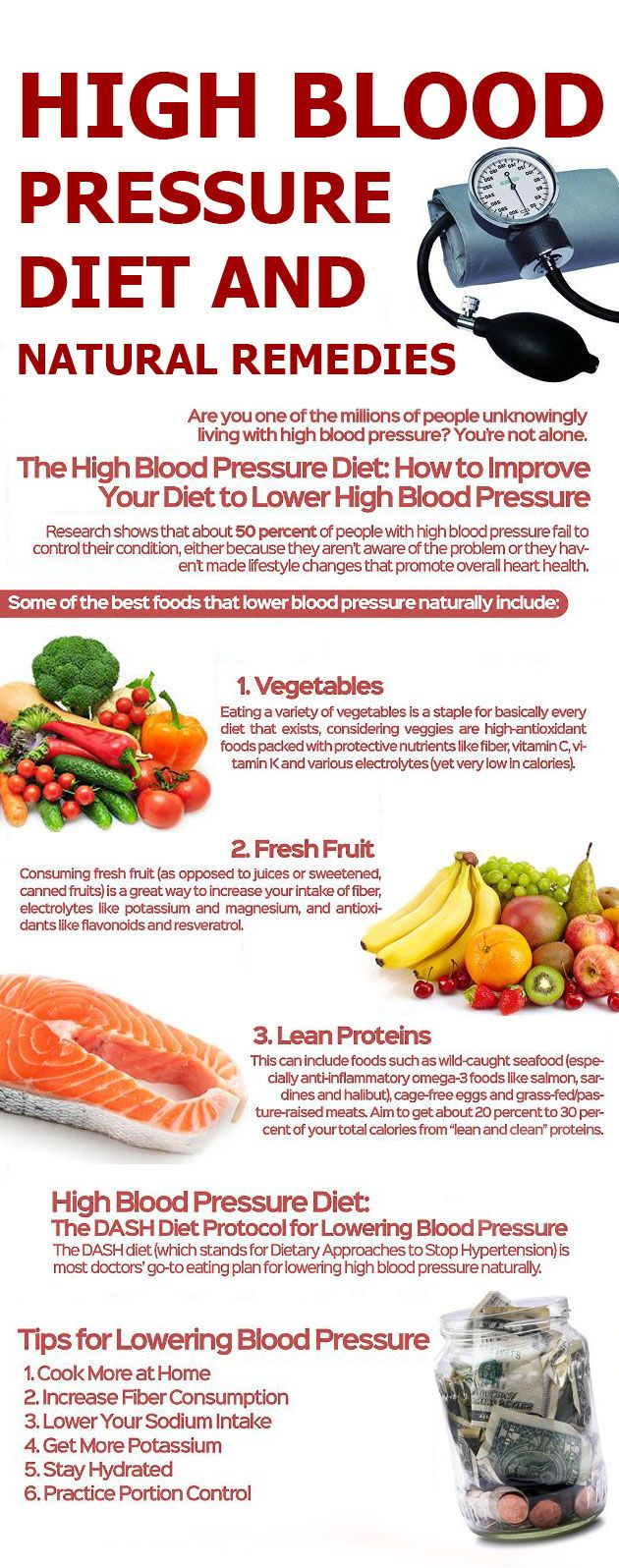 What Are The Best Natural Foods To Lower Blood Pressure