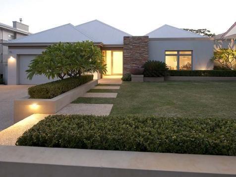 front gardens designs australia - Google Search