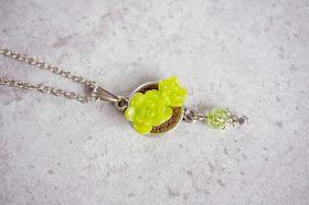 succulent nacklace
