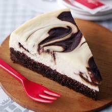 Barcomi's :: Brownie Marble Cheesecake