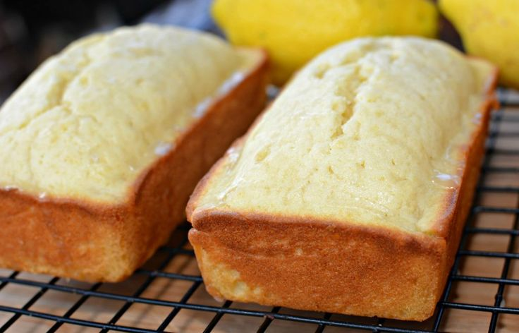 Lemon Bread- The Cookin' Chicks