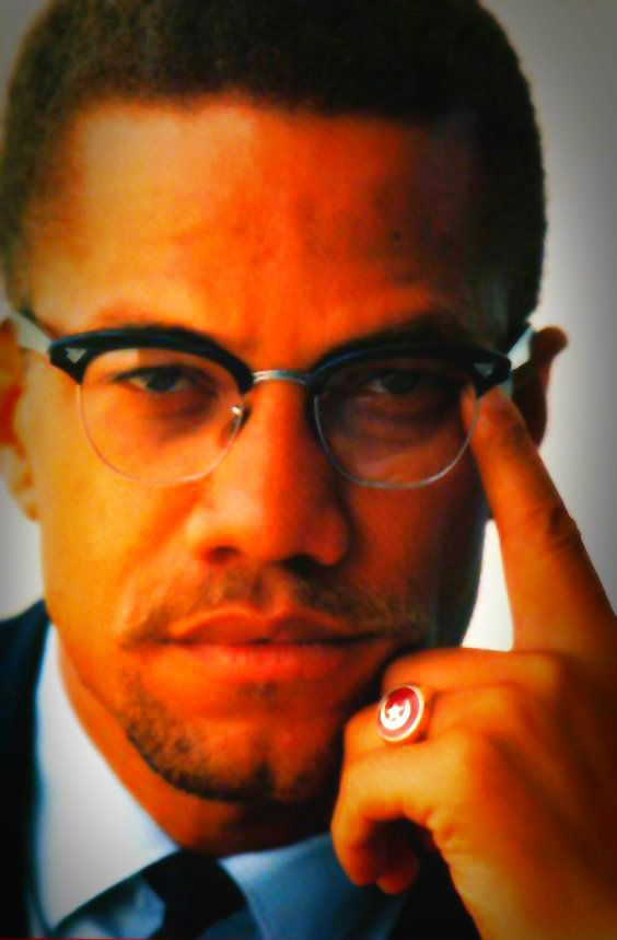 Malcolm X Malcolm X (/ˈmælkəm ˈɛks/; May 19 1925 February 21 1965) born Malcolm Little and also known as El-Hajj Malik El-Shabazz (Arabic: الحاج مالك الشباز) was an African-American Muslim minister and a human rights activist. To his admirers he was a courageous advocate for the rights of blacks a man who indicted white America in the harshest terms for its crimes against black Americans; detractors accused him of preaching racism and violence. He has been called one of the greatest and most…