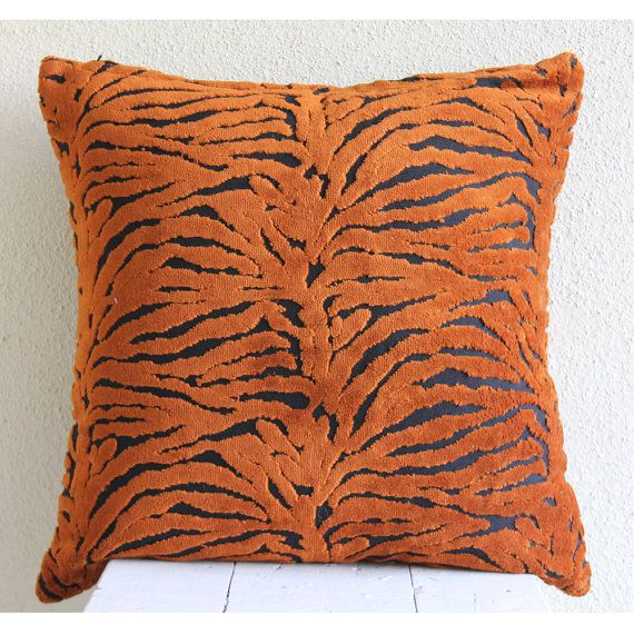 Decorative Throw Pillow Covers 16x16 Inch Terry by TheHomeCentric, $24.10