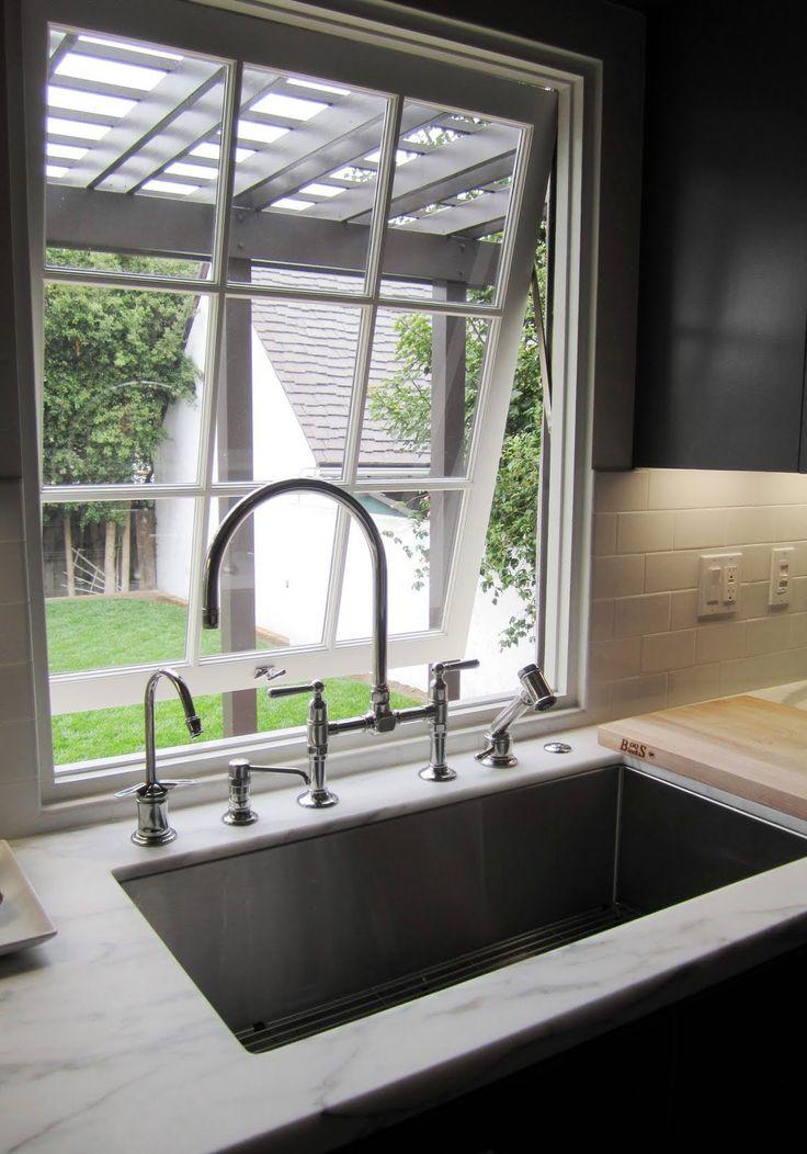 1000+ Ideas About Kitchen Sink Window On Pinterest