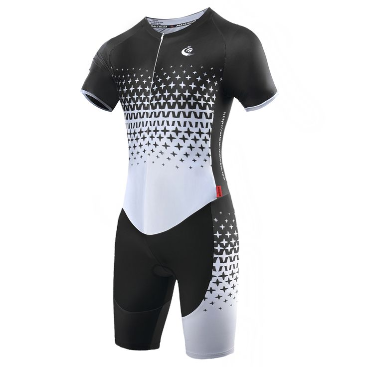 29.70$  Watch now  - MALCIKLO Cycling Jersey Men Quick Dry Breathable Short Sleeve Cycling Skinsuit Triathlon Bike Jerseys