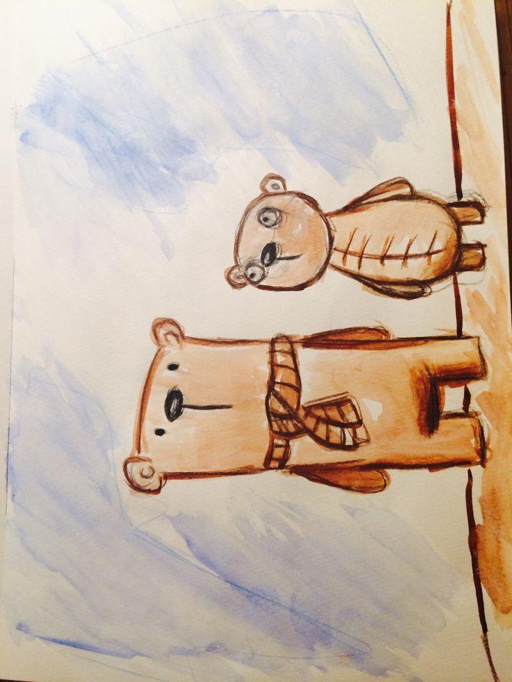 Teddybears illustration