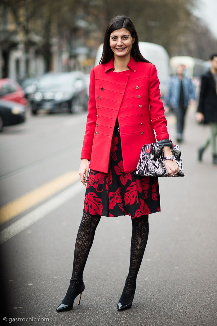Milan Fashion Ladies