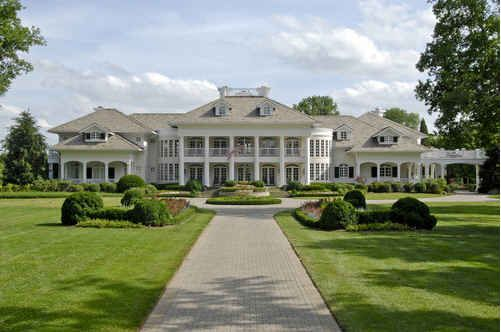 Alan Jackson Garage : Sweetbriar alan jackson s million mansion
