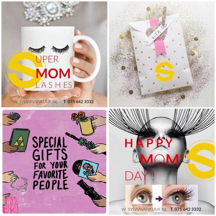 Zondag 14 mei is het MOEDERDAG!  Het moederdagcadeau  voor jouw S U P E R-MAM is.... ons wimper serum! Het serum dat de wimpers voller, dikker, donkerder en langer maakt! Bezorg jouw moeder  (of jezelf) een onbezorgde zomer  met superlange wimpers! 👩👧💝🛍  €49,95  Het serum pakken we FEESTELIJK voor je in !! Ook kun je kiezen voor een Cadeau GIFTCARD  met bedrag naar eigen keuze!  T. 075 642 3332 E. info@sylviavankuijk.nl W. www.sylviavankuijk.nl