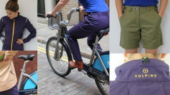 Commuter Cycling Trousers |Total Women's Cycling