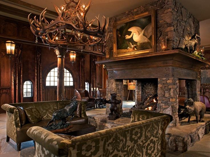 Grand Bohemian Hotel Asheville: North Carolina Resorts : Condé Nast Traveler