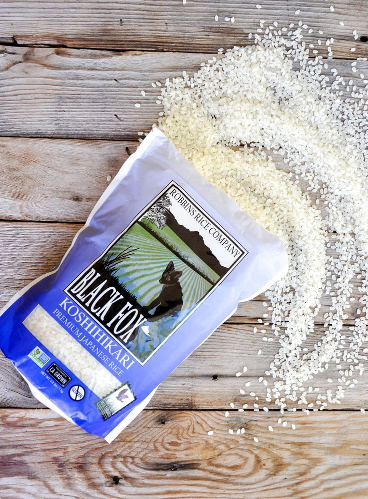 We are giving away over 6 pounds of Robbins Rice Company's Koshihikari Rice! This rice is CA GROWN and amazing for recipes like our Deconstructed California Roll! Giveaway ends Thursday April 7th at 8 a.m. PDT. Enter here: http://www.californiagrown.org/blog/robbins-rice-company-giveaway/