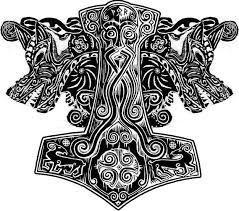 Bildergebnis für traditional viking tattoos