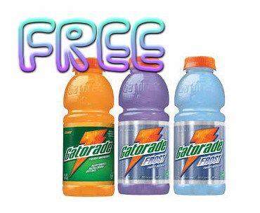Giant Freebie : 6 FREE Gatorade Sports Drinks on 3/11 - http://couponsdowork.com/giant-weekly-ad/giant-free-gatorade-311/