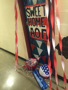 door decorating sorority - Google Search
