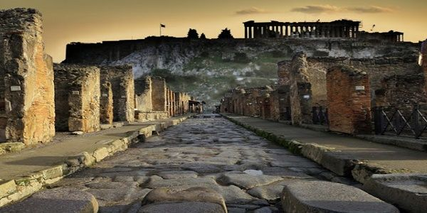 Ελλάδα νέα Πομπηία