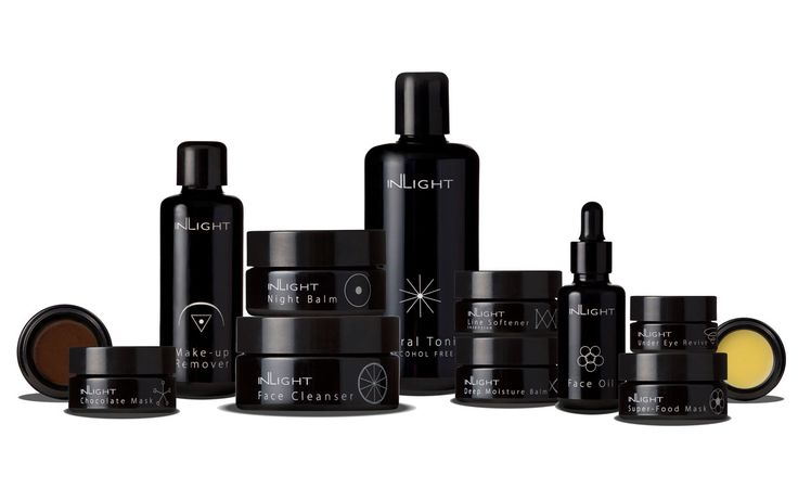 Inlight Beauty's award-winning organic skincare range is made in Cornwall, in small batches, using natural, locally sourced oil-based ingredients.