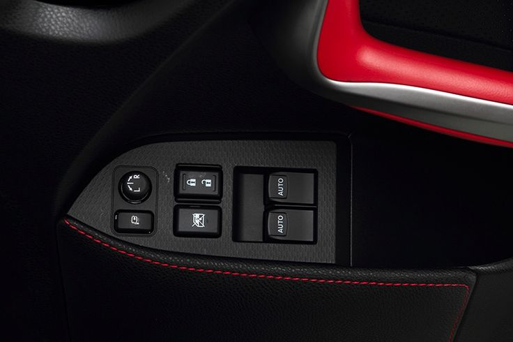 Toyota 86 - FT 86 Aeropackage Interior Color