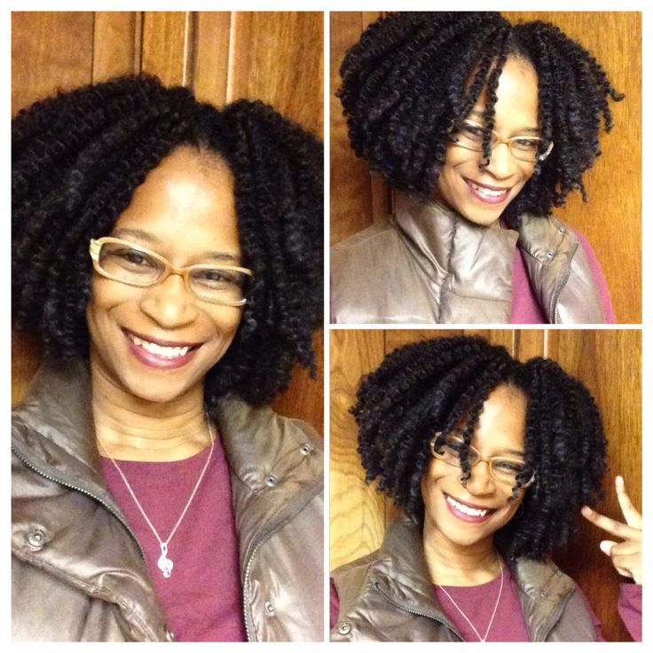 Crochet Braids On Twa : 1000+ images about Natural Hair Styles on Pinterest Protective ...