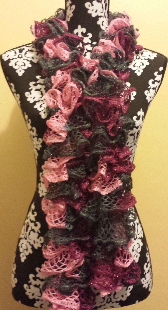 466 Best Sashay Scarves Patterns Images On Pinterest Crochet