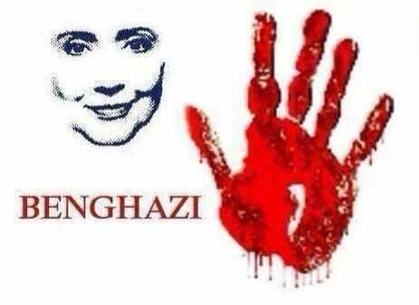 Remember Benghazi ... she wants to be  president... seriously she does, and seriously the liberals will vote for her !!!  Tells you just how sick they are !!!