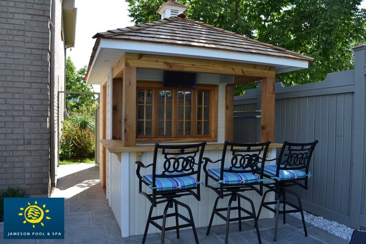 Bar shed genius house ideas pinterest for Garden shed bar