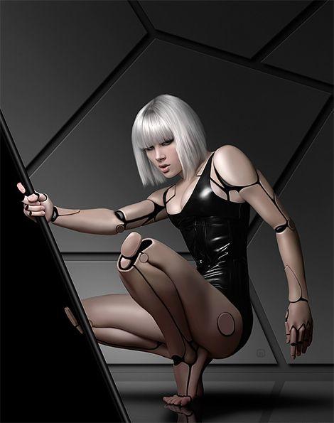 Sci-Fi Robot Females | robot-puppet-women4.jpg