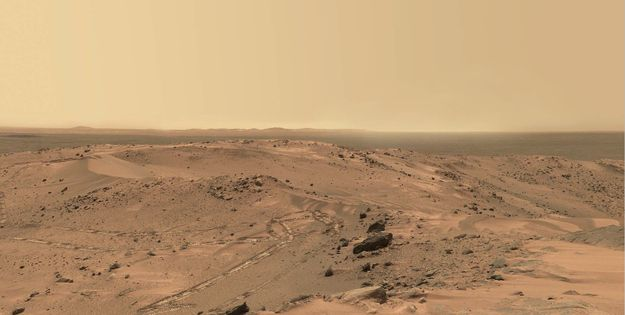 This Incredible Panorama Of Mars' Landscape  | 20 Amazing Photos You Don't Want To Miss