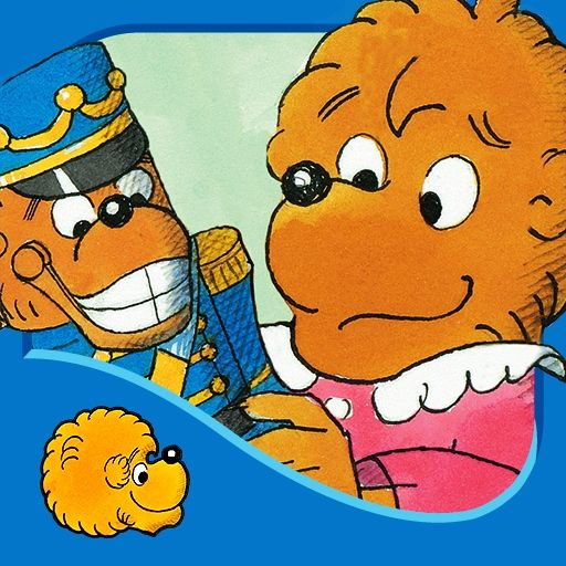The Berenstain Bears and the Nutcracker! Join in this interactive Oceanhouse Media book app as Santa leaves the cubs a special gift of a nutcracker for Christmas! Jump inside to find out how the cubs put their imaginations to work as they act out their own version of The Nutcracker! Explore pictures, learn new vocabulary, and personalize the story with your own narration.
