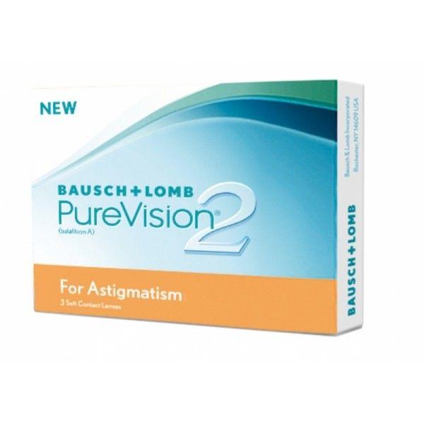 PUREVISION 2 HD FOR ASTIGMATISM (3ER PACK) KONTAKTLINSEN