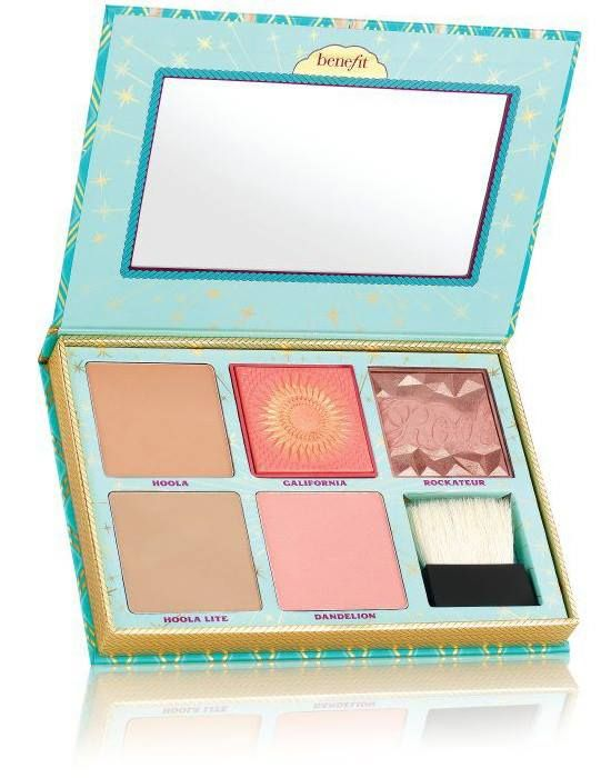 Benefit Cheek Parade Blusher and Bronzer Palette Spring 2017 – Beauty Trends and Latest Makeup Collections | Chic Profile