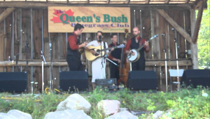 Rescue Junction original song by Kaitlyn E. Gerber performed at The Queensbush Bluegrass Festival in Owen Sound, ON July 2012.
