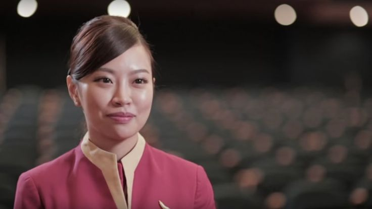 Becoming Cabin Crew - The Interview Process - YouTube